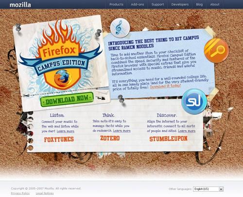 Firefox Campus Edition
