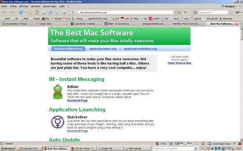The Best Mac Software