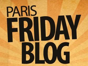 Friday Blog