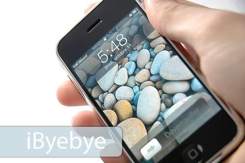 iByeBye : Pourquoi j'ai vendu mon iPhone
