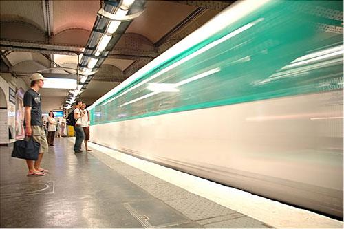 Le Métro Parisien / Gonzague Dambricourt