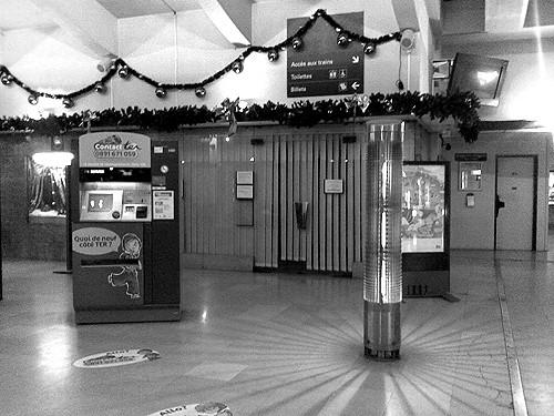 Gare SNCF de Boulogne sur Mer
