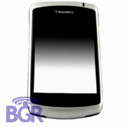 Blackberry tactile