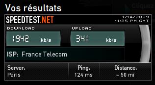 Vitesse 3G Orange