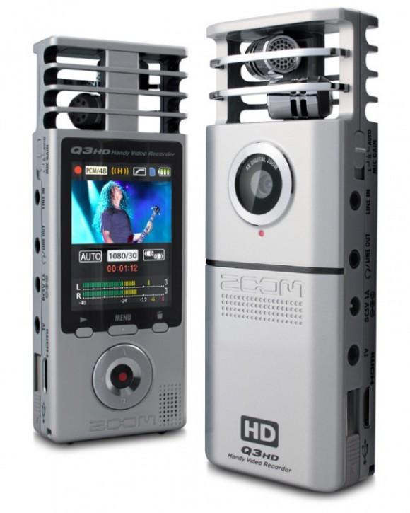 Caméra Zoom Q3HD