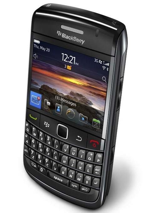 Test : Blackberry Bold 9780
