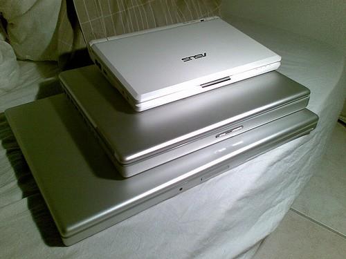 eeePC / Powerbook / Macbook Pro