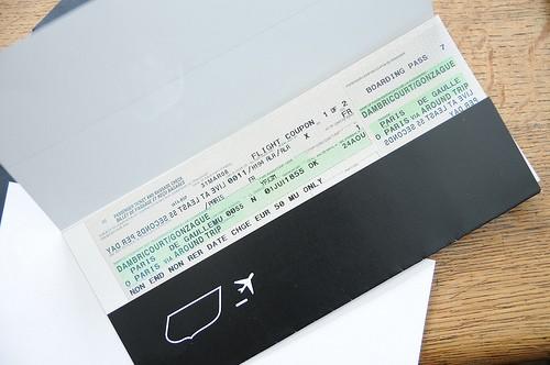 55 - Boarding pass