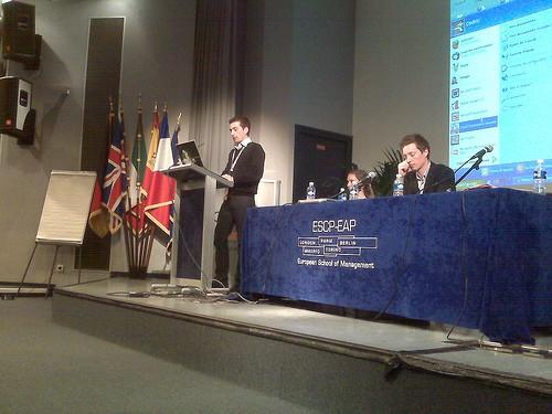 Conférence Marketing 2.0 - Cédric Giorgi