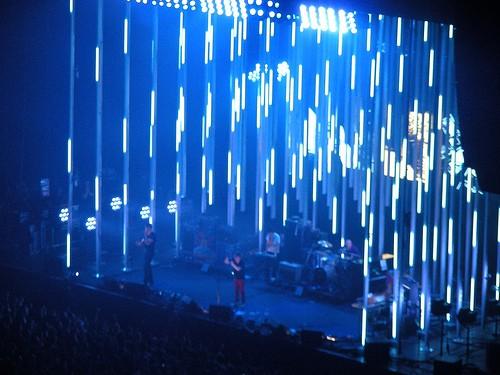 Radiohead - Bercy Juin 2008