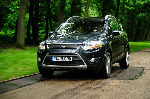 Ford Kuga - Photo par BlogAutomobile.fr