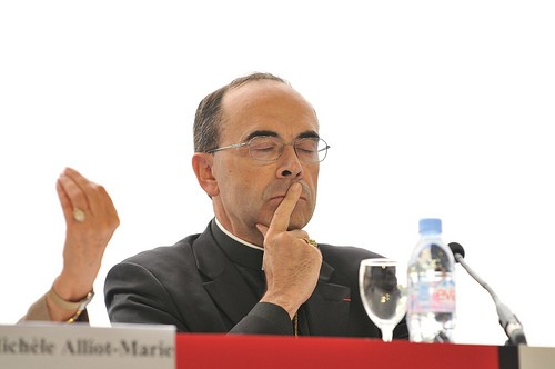 Cardinal Philippe B.