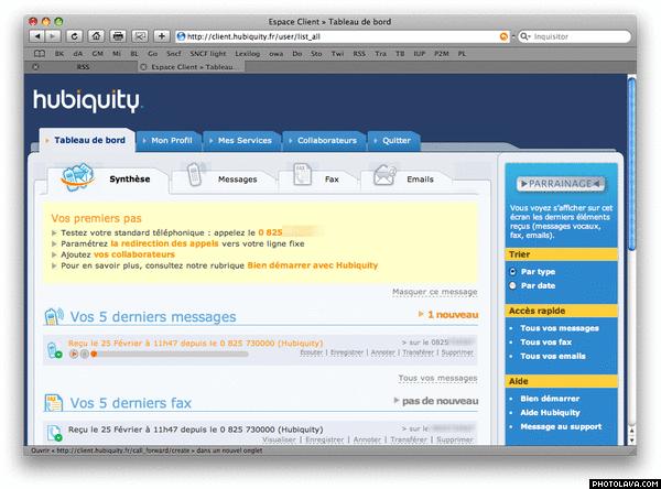 Hubiquity
