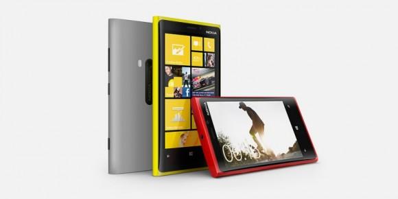 Test / Avis : Nokia Lumia 920