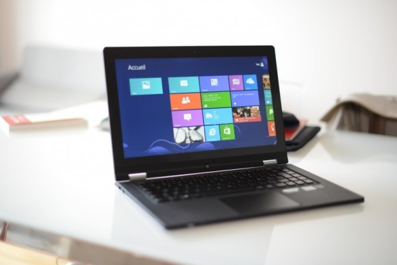 Lenovo Yoga 13 - Gonzague