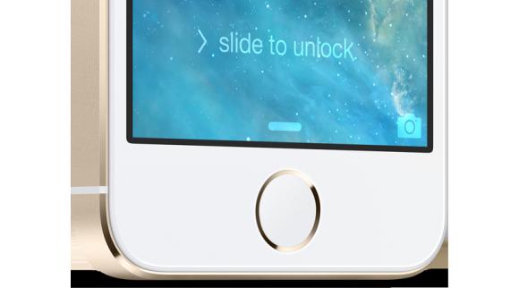 iPhone 5S - capteur