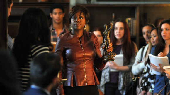 How To Get Away With Murder - cast