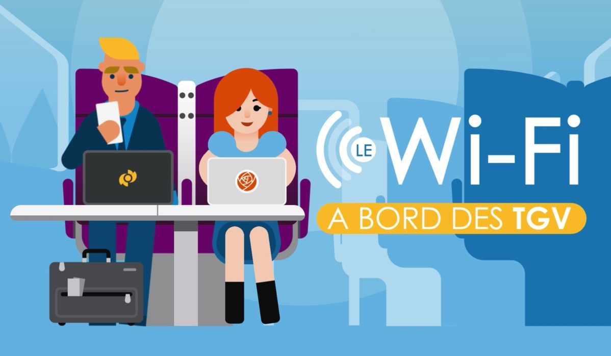 Wifi a bord TGV